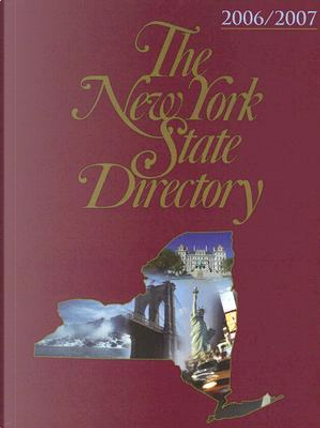 New York State Directory 2006-2007 by Not Available