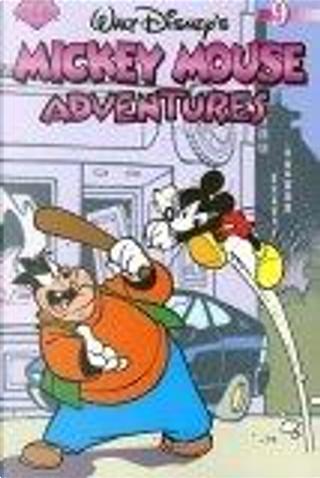 Mickey Mouse Adventures Volume 9 by Andreas Pihl, Byron Erickson, Dave Rawson, Joaquin Sanchez, Massimo Fecchi, Toni Bancells