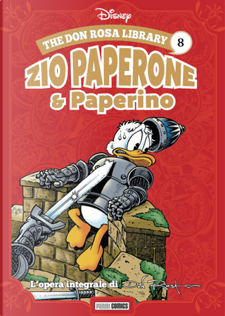 The Don Rosa Library n. 8 by Don Rosa