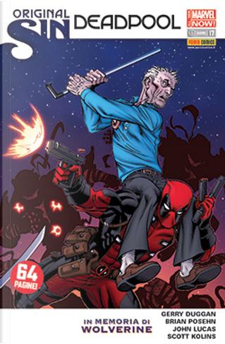 Deadpool n. 48 by Brian Posehn, Gerry Duggan