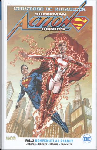 Superman. Action comics vol. 2 - Universo DC: Rinascita by Dan Jurgens