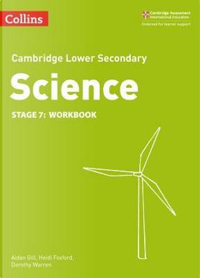 Lower Secondary Science Workbook by Heidi Foxford