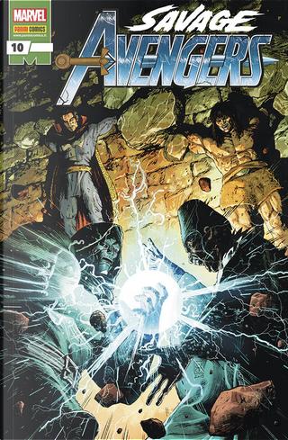 Savage Avengers n. 10 by Gerry Duggan