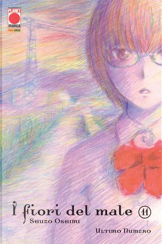 I fiori del male vol. 11 by Shuzo Oshimi