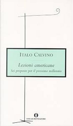 Lezioni americane by Italo Calvino