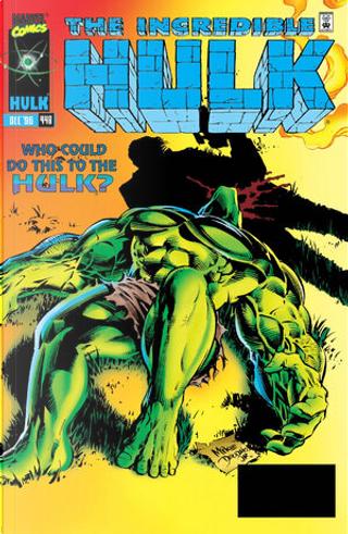 The Incredible Hulk vol. 1 n. 448 by Peter David