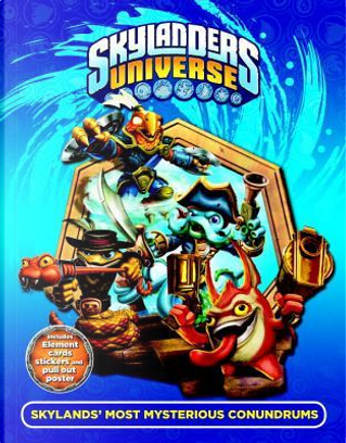 Skylands Most Mysterious Conundrums by Grosset & Dunlap