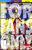 For Fans Only n. 12 by Michael Higgins, Scott Lobdell, Seth Kruchkow, Terry Austin