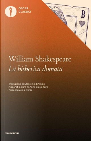 La bisbetica domata by William Shakespeare