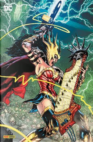 Batman death metal vol.2 by Greg Capullo, James Tynion IV, Scott Snyder, Tony Daniel