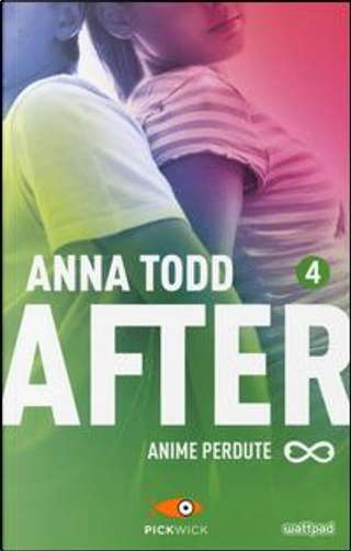 Anime perdute. After by Anna Todd