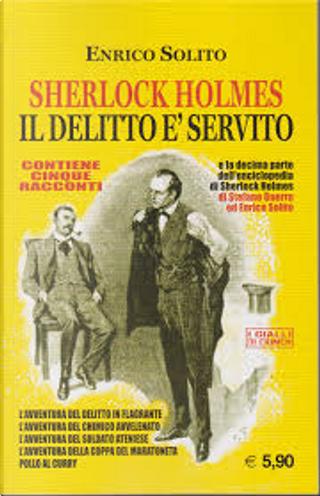 Il delitto è servito by Enrico Solito