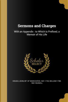 SERMONS & CHARGES by William 1788-1831 Russell