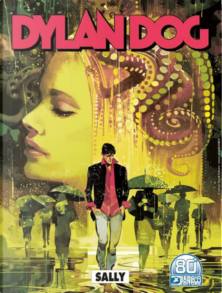 Dylan Dog n. 418 by Paola Barbato