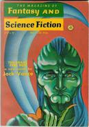 The Magazine of Fantasy and Science Fiction, July 1972 by Frederik Pohl, Jack Vance, Leonard Tushnet, Robin Scott Wilson, Ruth Berman, Wayne Bongianni