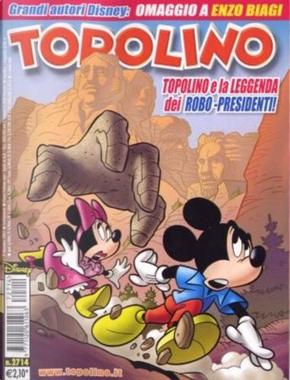 Topolino n. 2714 by Alessandro Sisti, Enzo Biagi, Francesco Artibani, Per Hedman