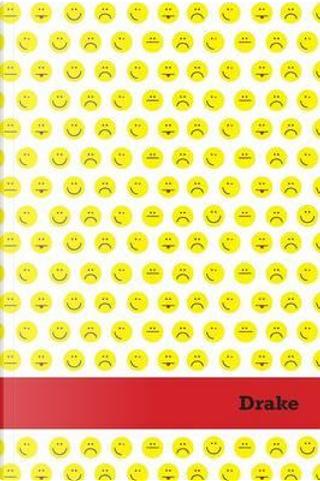 Etchbooks Drake, Emoji, Wide Rule by Etchbooks