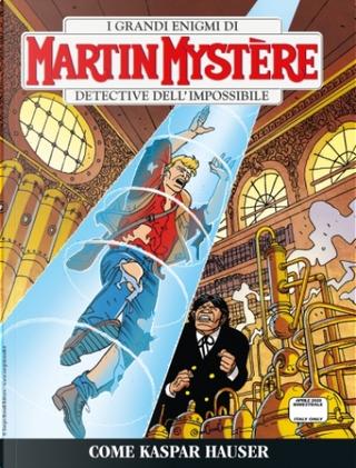 Martin Mystère n. 368 by Mirko Perniola