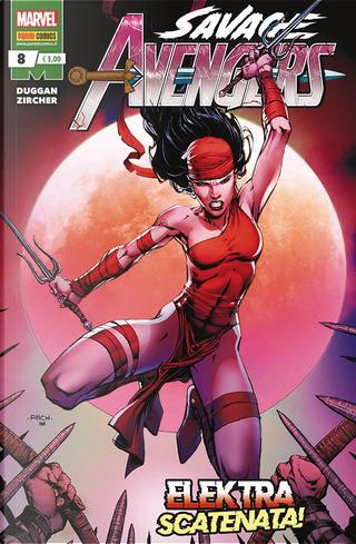 Savage Avengers n. 8 by Gerry Duggan