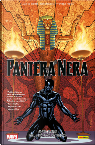 Pantera Nera vol. 4 by Ta-Nehisi Coates