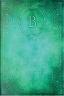 Monogram B Blank Book by N. D. Author Services