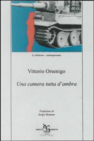Una camera tutta d'ambra by Vittorio Orsenigo