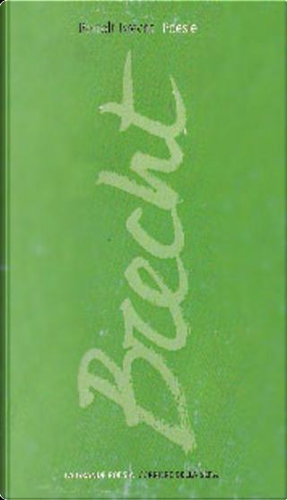 Poesie by Bertolt Brecht