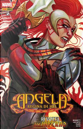 Angela Regina di Hel vol. 2 by Marguerite Bennett