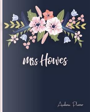 Mrs Howes Academic Planner by Panda Studio