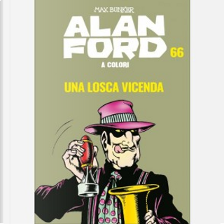 Alan Ford a Colori n. 66 by Max Bunker