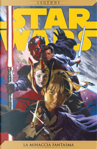 Star Wars Legends #31 by Henry Gilroy, Timothy Truman