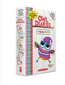 Owl Diaries by Rebecca Elliott