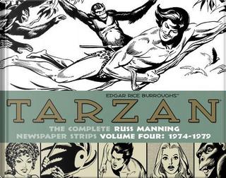 Tarzan by Russ Manning