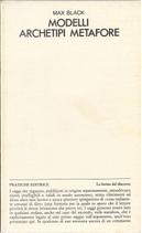 Modelli, archetipi, metafore by Max Black