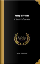 MARY BROOME by Allan Monkhouse