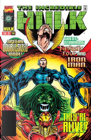 The Incredible Hulk vol. 1 n. 450 by Peter David