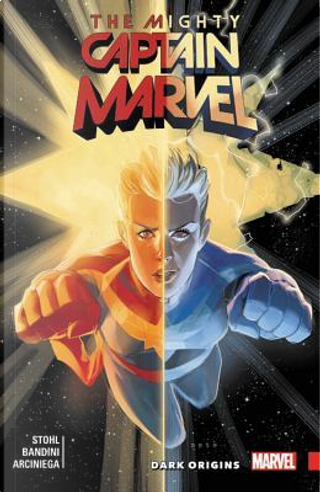 The mighty Captain marvel by Marvel