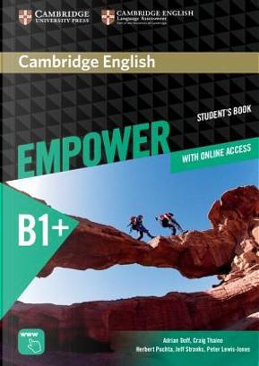 Empower. B1+ intermediate. Student's book. Per le Scuole superiori. Con espansione online by Adrian Doff