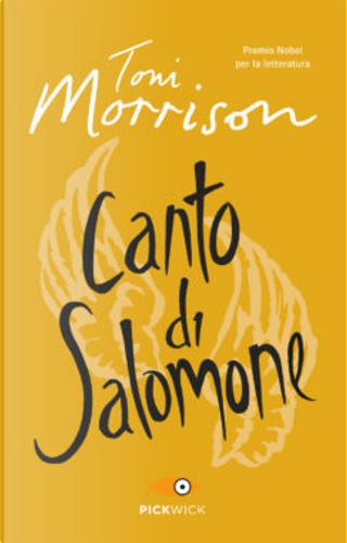 Canto di Salomone by Toni Morrison