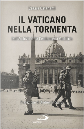 Il Vaticano nella tormenta by Cesare Catananti