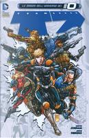 Team 7 vol. 1 by Justin Jordan