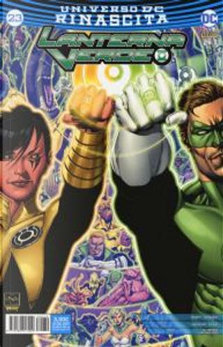 Lanterna Verde #23 by Brian Buccellato, Robert Venditti, Sam Humphries