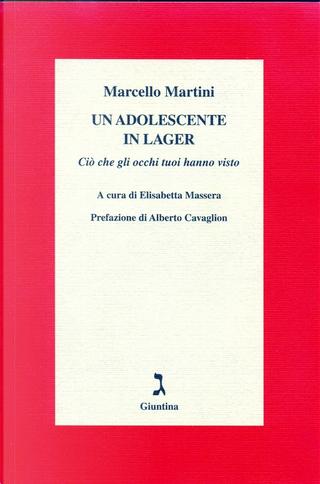 Un adolescente in lager by Marcello Martini