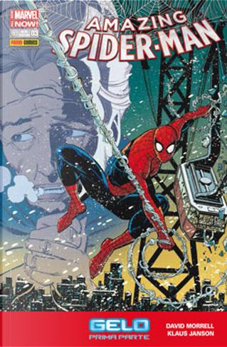 Amazing Spider-Man n. 617 by Lee Weeks, Kevin Grevioux, Nick Spencer, David Morrell, Joe Caramagna, Dan Slott