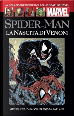 Marvel graphic novel vol. 1 by David Michelinie, Louise Simonson, Tom DeFalco