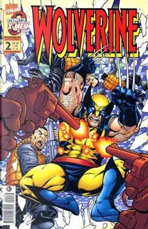 Wolverine n. 132 by Larry Stucker, Steve Skroce