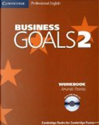 Business Goals 2. Workbook with CD by Georgos Vithoulkas