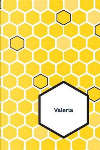 Etchbooks Valeria, Honeycomb, Wide Rule by Etchbooks
