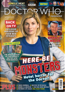 Doctor Who Magazine n. 547