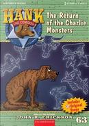 The Return of the Charlie Monsters by John R. Erickson
